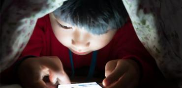 Os riscos da internet para crianças